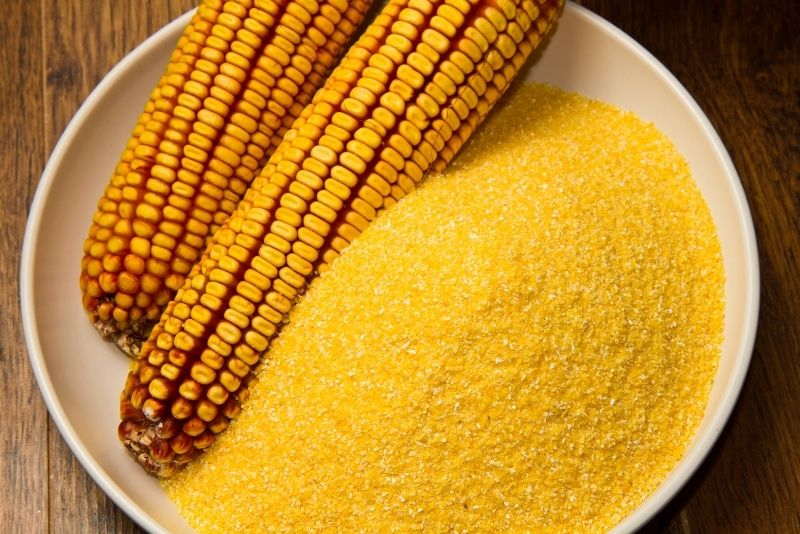 Cornmeal Flour