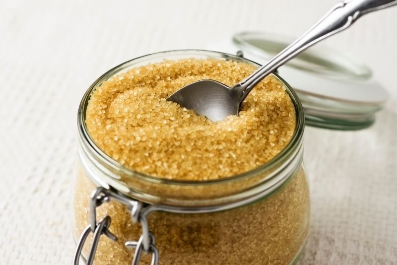 Demerara Sugar Substitutes