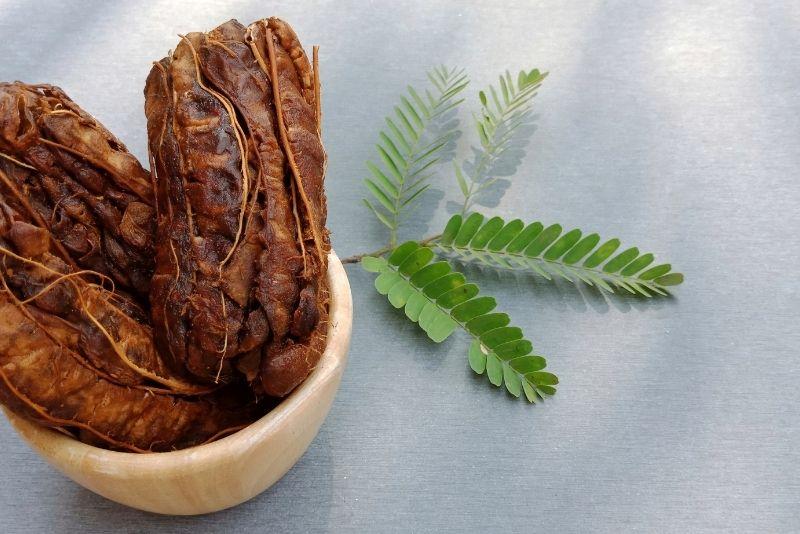 Dried Tamarind Pulp