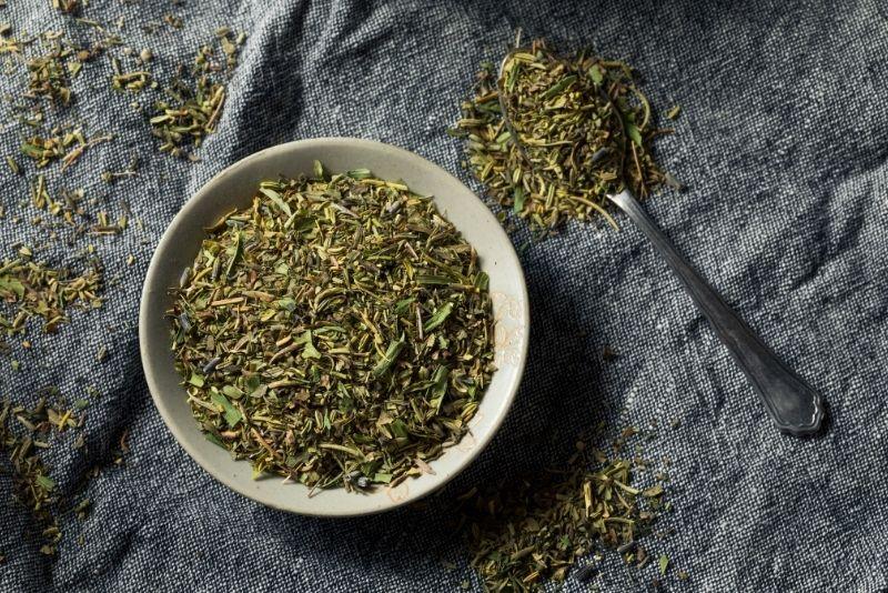 Homemade Herbes de Provence