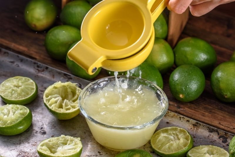 Lime Juice Substitutes
