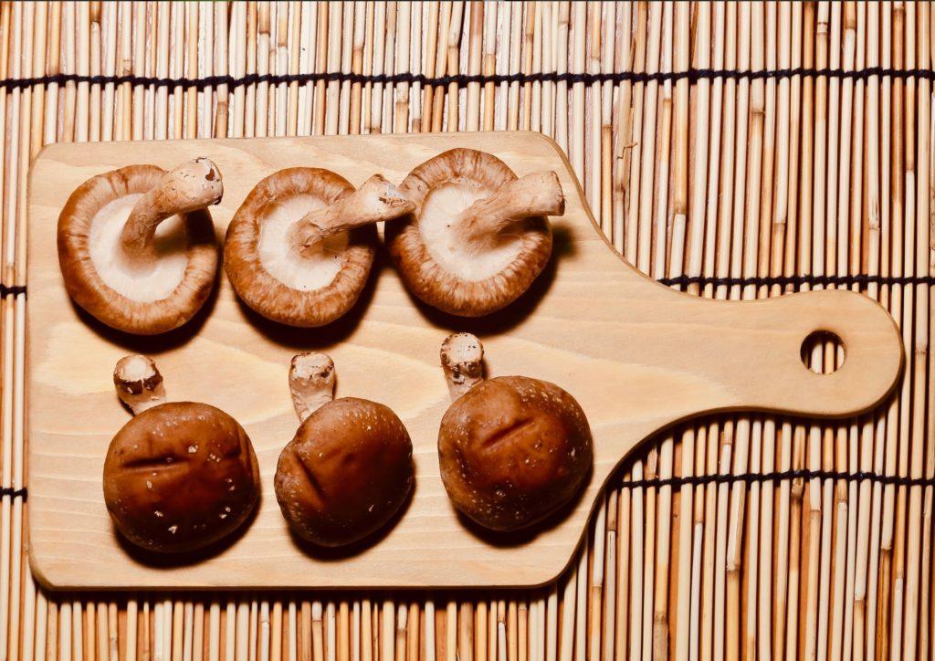 Shiitake Mushrooms (dried)