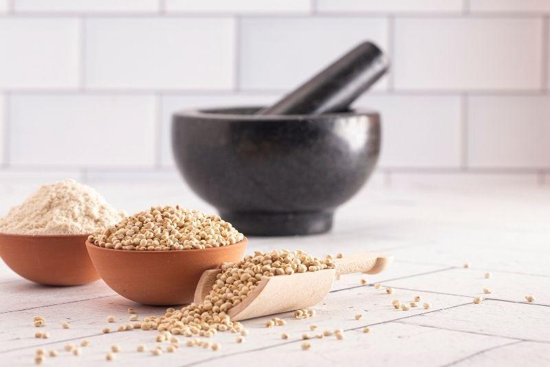 Sorghum Flour Substitutes