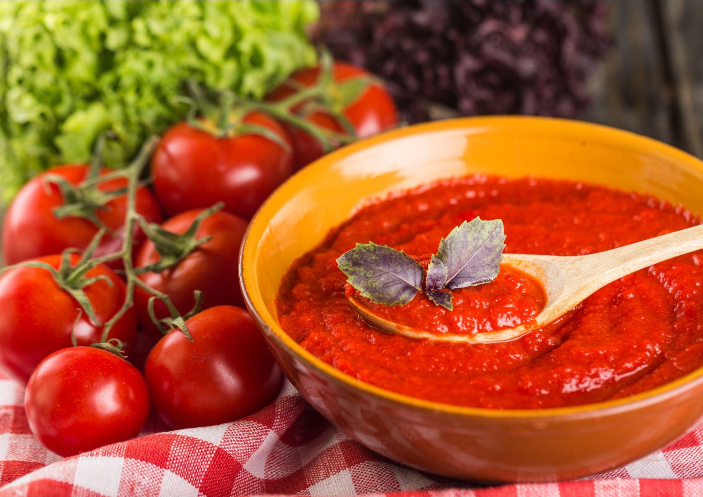 Tomato Sauce Substitutes