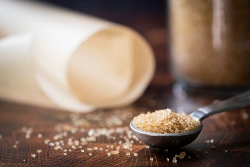 Turbinado Sugar Substitutes