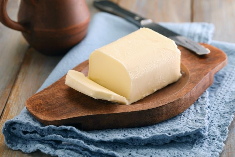 Unsalted Butter Substitutes