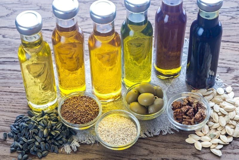 Substitutes for Vegetable Oil