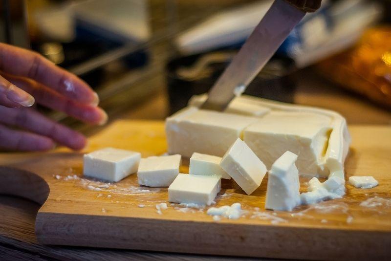 Feta Cheese Substitutes