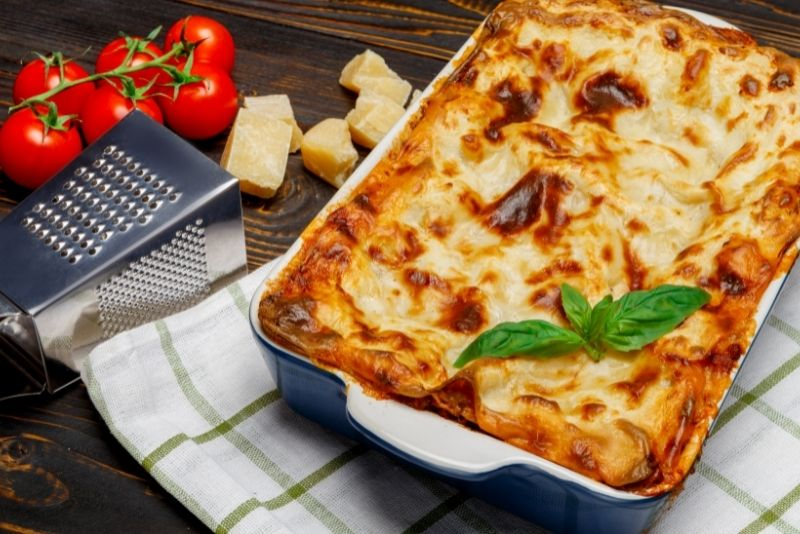 Substitutes for Ricotta Cheese in Lasagna