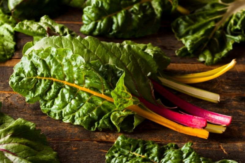 Swiss Chard Substitutes