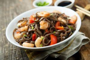 Soba Noodles Substitutes